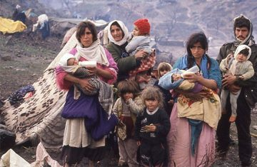 Persecution of Families